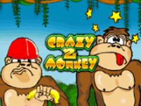 Crazy Monkey 2 в новом Вулкане