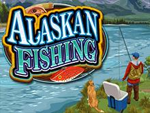 Автомат на рубли Рыбалка На Аляске