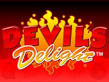 В казино Вулкан Вегас автомат Дьявольское Удовольствие