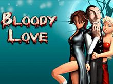 Игра в демонстрационном режиме на аппарате Кровавая Любовь