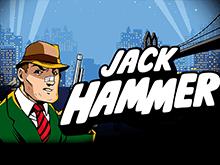 Крупный джекпот, красивая графика и уникальный геймплей в слоте Джек Хаммер