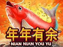 Nian Nian You Yu - игрвой автомат для любителей риска