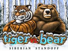 Игровой автомат с бонусным раундом Tiger Vs Bear