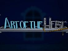 Крупный джекпот, фриспины и бонусные игры в слоте Art Of The Heist