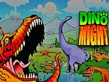 Игровой автомат Dino Might в популярном казино Вулкан Вегас на деньги