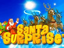 Флэш игра Santa Surprise в популярном онлайн казино Вулкан