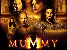 Игровой автомат со специальными символами The Mummy