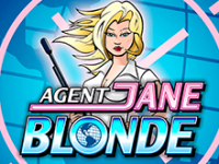 Agent Jane Blonde (Microgaming)