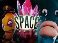 Игровой автомат Space Wars от разработчика NetEnt