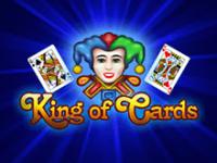 King Of Cards в казино Вулкан Вегас