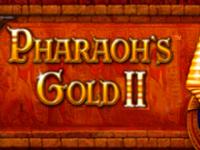 Новый аппарат Pharaohs Gold 2