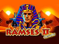 Автоматы на деньги Ramses II Deluxe