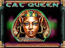 Автомат Королева Кошка в Вулкане Вегас