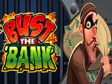 Азартный игровой слот Ограбление Банка на реальные ставки
