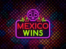 Фриспины, множители и бонусы в 5-барабанном слоте Mexico Wins