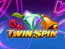 Популярный виртуальный онлайн слот Twin Spin