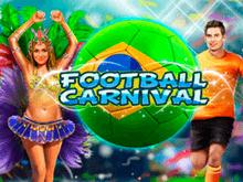 Виртуальный игровой автомат Football Carnival