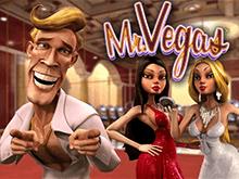 Mr Vegas - игровой автомат для любителей денег