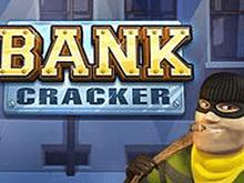 Игровой виртуальный аппарат с бонус-раундом Bank Cracker